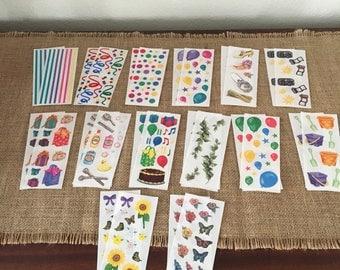 Creative Memories lot of stickers