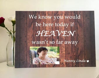Wedding memorial - wedding memorial sign