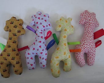 Giraffe Stuffed Animal, Stuffed Giraffe, Plush Toy Giraffe, Giraffe Baby Stuffed Animal