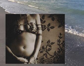 LANA Bandeau Halter Bikini Top