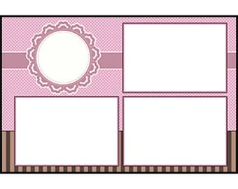 Photo Strip Template for Photo Booths | 4068
