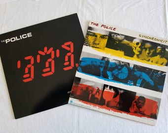 "The Police - ""Ghost in the Machine"" & ""Synchronicity"""