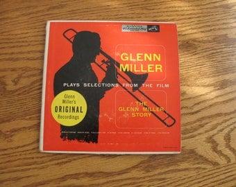 Vintage 45 R.P.M. records Glenn Miller