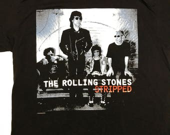 1996 Rolling Stones T Shirt