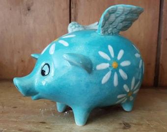 Flying Pig Etsy