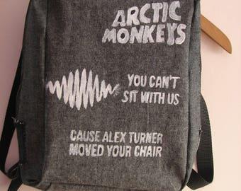 Arctic Monkeys bag backpack