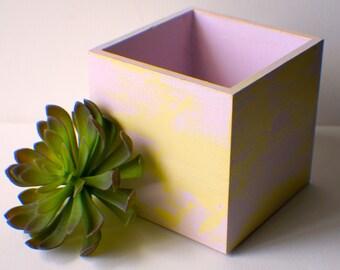 wood box wooden boxes vase succulent planter wedding centerpiece woodwork rustic wedding table decor