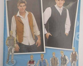 Simplicity Pattern PROJECT RUNWAY 2870 Size AA 34-42