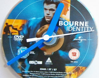 DVD Clocks The Bourne Identity Harry Potter and the Half-Blood Prince Pathfinder Wolfman Last Samurai Batman Begins also available