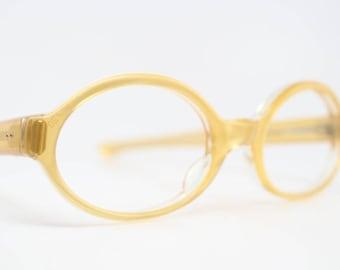 Small Vintage Cat Eye Glasses
