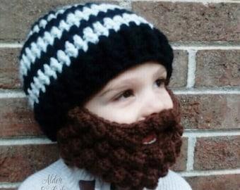 "10% OFF with code ""THANKYOU15"" Baby beard beanie (Baby beard hat) Customizable colors!"
