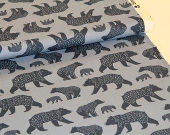 Simple Life Bear Family - Organic Cotton Monaluna UK Seller
