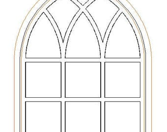 Arched Mirror Etsy