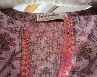Fabindia Cotton Batik Tunic