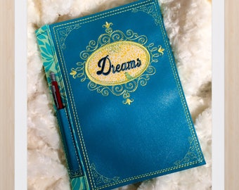 Dreams Composition Book Cover