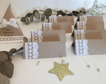 Marks places lace