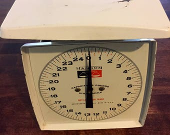 Vintage Hanson Utility Scale - 25lbs