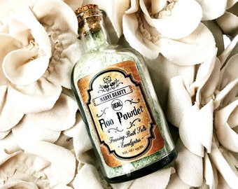 Floo Powder Foaming Bath Salts | Harry Potter | Book | Bestseller
