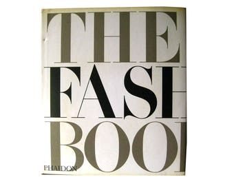 The Fashion Book - Fashion Around The World - Art Book - Coffee Table Book - Referenece Book - Fashion Photography - Fashion Art