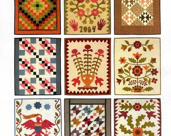 Fat Quarter Quilting 1800's Style