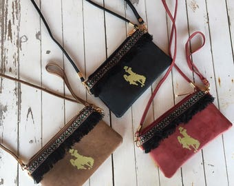 Steamboat Fringe Bags