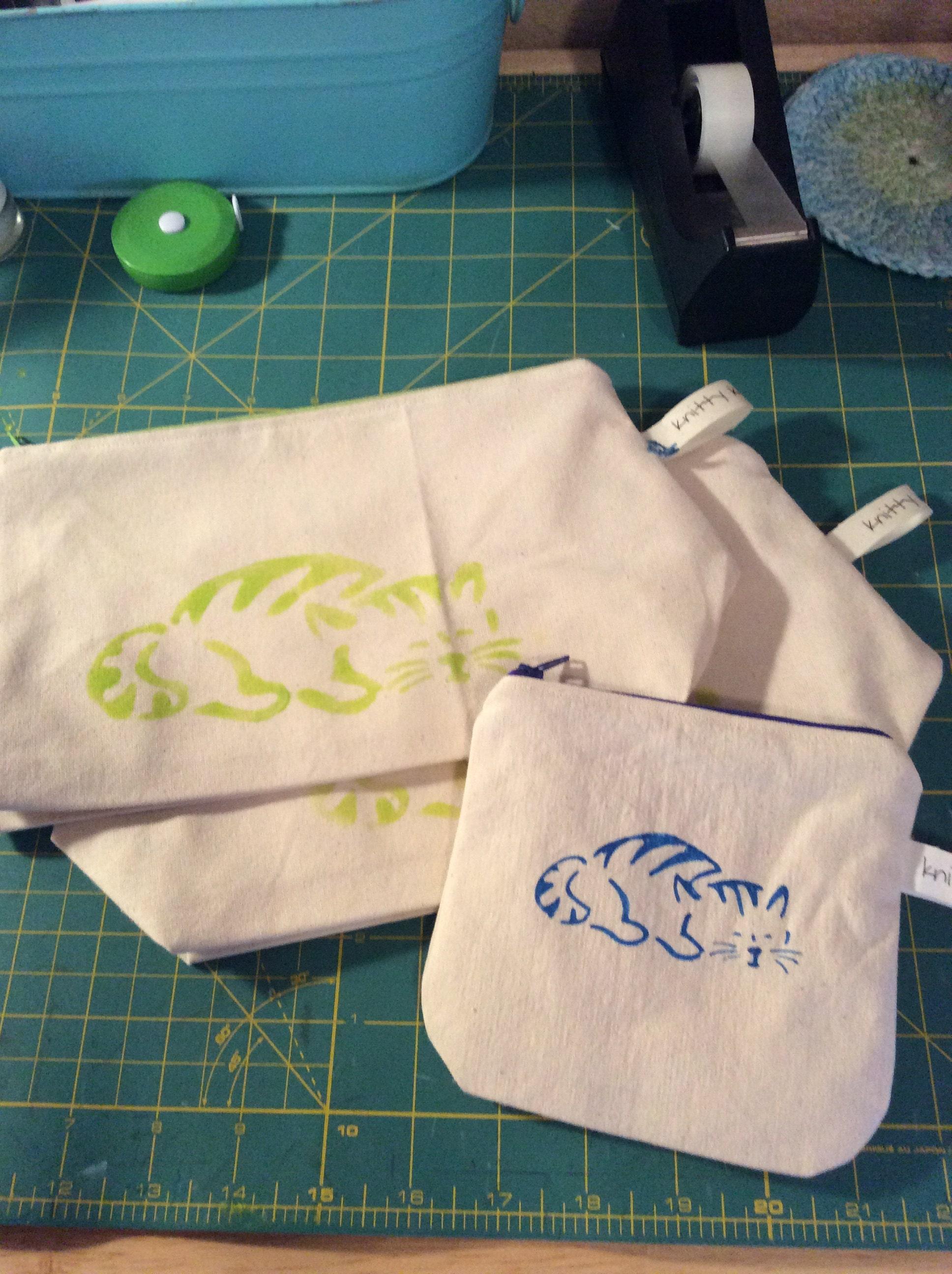 New Sock Kit Bags