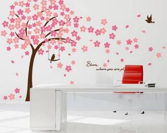 Cherry Blossom Wall Decals Part 70