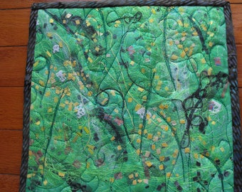 Impressionist quilt | Etsy : impressionist quilts - Adamdwight.com