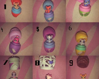 On sale nest nook lps wear as a ring or charm or display littlest pet shop for customizing