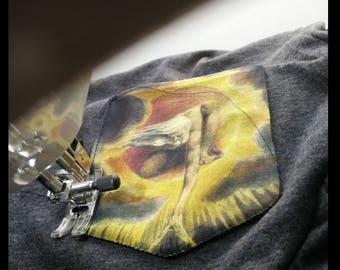 The Ancient of Days Pocket Shirt (William Blake)