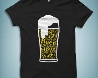Oktoberfest Shirts, Beer Shirts, Octoberfest T-Shirt, Beer Gift, Brewing Shirt, Brewing Gift, Funny Beer T-Shirt, Beer Drinking Shirt