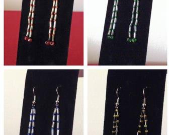 Hogwarts House Earrings