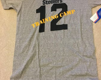 New Vintage Pittsburgh Steelers T-Shirt