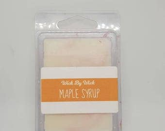 Maple Syrup Pancakes Waffles Scented Soy Wax Melt