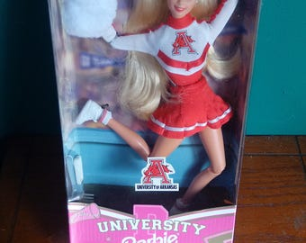 Mattel University of Arkansas Barbie Doll