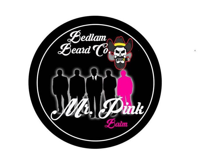 Mr. Pink Beard Balm