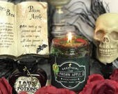 Poison Apple | Snow White Inspired Candle | Apple Harvest