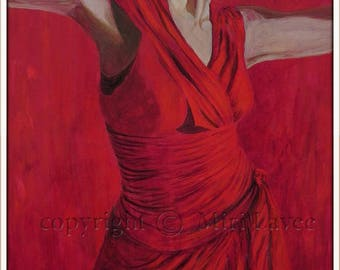 Painting Oil, Wall Canvas Painting, Wall Pictures Figure Painting, Figure Art, Dance Art, Dancer Painting, Female Figure, Figurative Art