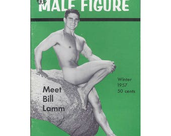 Vol.7 - Uncirculated - The Male Figure Magazine - Featuring Bill Lamm, Mr. New Mexico, Leroy Williams, Dusty Leigh, Ron Fortner And More!