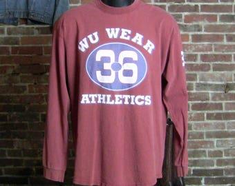 Original Wu Wear Vintage T Shirt