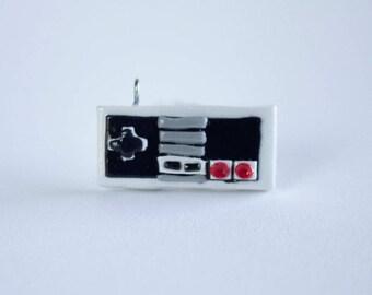 Polymer Clay Nintendo Controller