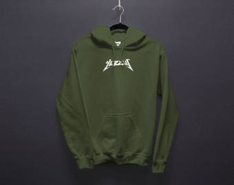 ON SALE - Yeezus Hoodie 4 Colors Available