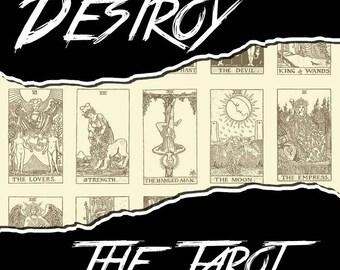 Destroy The Tarot (PDF Edition)