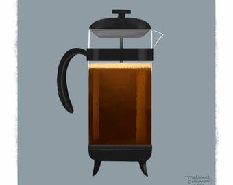 French Press | Hot Drink Series