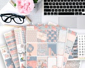 Darling No White-Space Weekly Kit - Planner Stickers