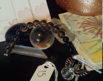 Dance with the Divine, prayer beads, precious stones, healing stones