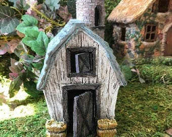 Miniature Fairy Horse Stables