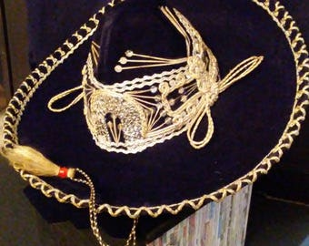 Vintage Mexican Sombrero