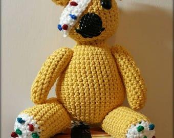 Crochet Pudsy Bear