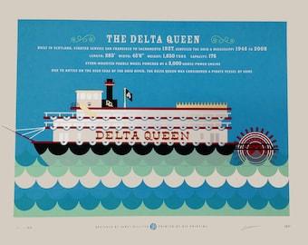 Delta Queen (by James Billiter)